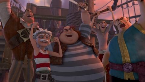 кадр №177202 из фильма Феи: Загадка Пиратского острова
