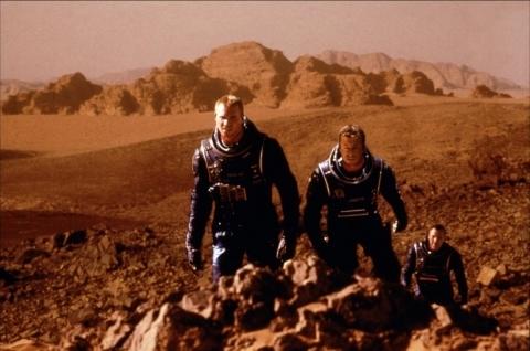 кадр №177272 из фильма Красная планета