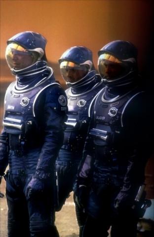 кадр №177275 из фильма Красная планета