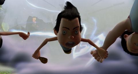 кадр №177578 из фильма Роботы 3D