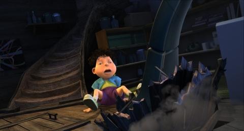 кадр №177582 из фильма Роботы 3D