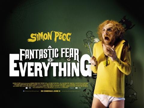 плакат фильма биллборды Невероятный страх перед всем*