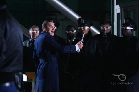 кадр №17945 из фильма Очень русский детектив