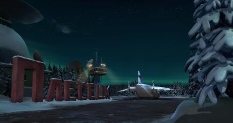 кадр №180922 из фильма Белка и Стрелка: Лунные приключения