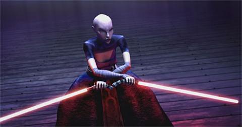 кадры из фильма Звездные войны: Войны клонов