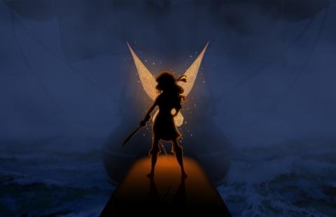 кадр №181335 из фильма Феи: Загадка Пиратского острова