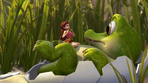 кадр №181338 из фильма Феи: Загадка Пиратского острова