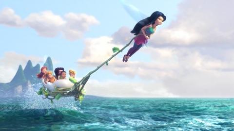 кадр №181339 из фильма Феи: Загадка Пиратского острова