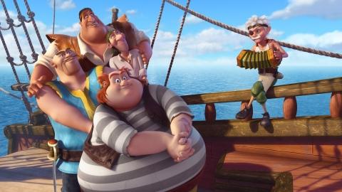 кадр №181341 из фильма Феи: Загадка Пиратского острова