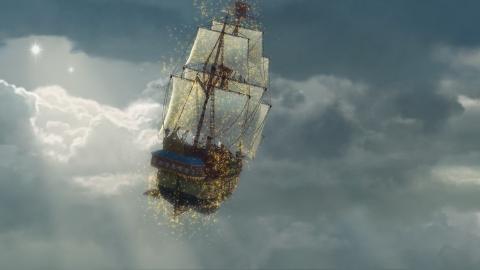 кадр №181342 из фильма Феи: Загадка Пиратского острова