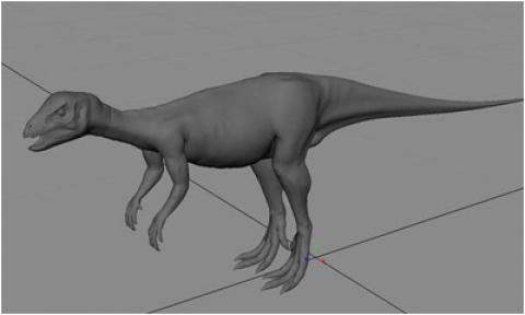 кадр №18140 из фильма Динозавры 3D: Гиганты Патагонии