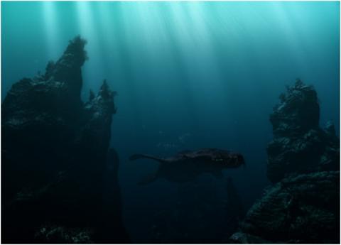 кадр №18144 из фильма Динозавры 3D: Гиганты Патагонии