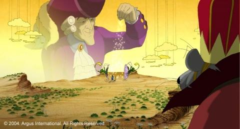 кадр №182306 из фильма Щелкунчик и мышиный король
