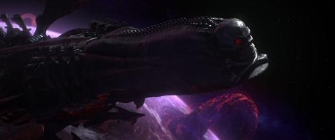 кадр №182549 из фильма Космический пират Харлок