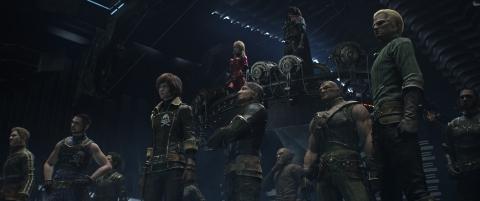 кадр №182558 из фильма Космический пират Харлок