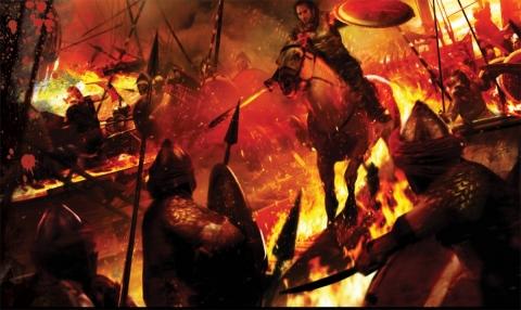 кадр №182807 из фильма 300 спартанцев: Расцвет империи