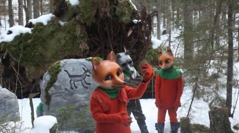 кадр №183063 из фильма Самый рыжий лис