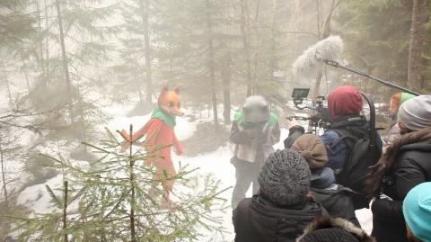 кадр №183066 из фильма Самый рыжий лис