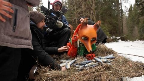 кадр №183067 из фильма Самый рыжий лис