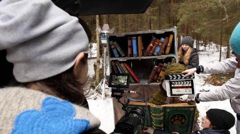 кадр №183070 из фильма Самый рыжий лис