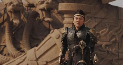 кадр №18317 из фильма Мумия: Гробница императора драконов
