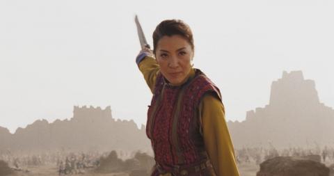 кадр №18318 из фильма Мумия: Гробница императора драконов