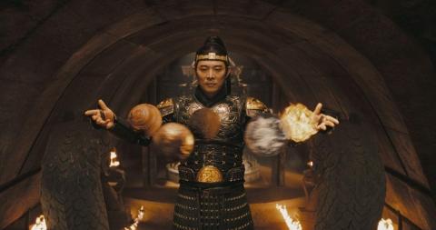 кадр №18319 из фильма Мумия: Гробница императора драконов