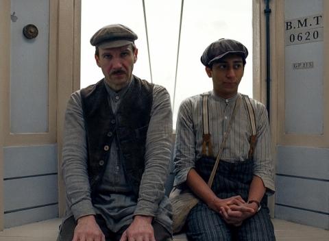 кадр №183637 из фильма Отель «Гранд Будапешт»