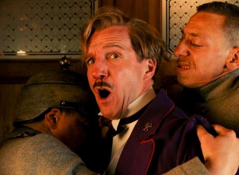 кадр №183640 из фильма Отель «Гранд Будапешт»