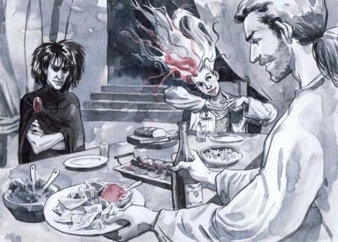 кадр №183681 из фильма Сэндмен*