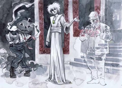 кадр №183689 из фильма Сэндмен*