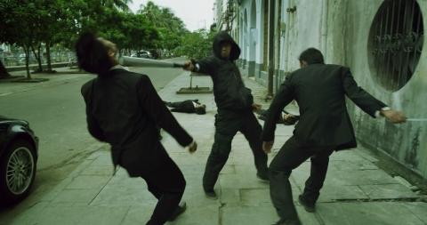 кадр №184404 из фильма Рейд 2