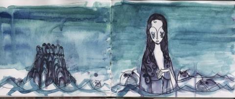 кадр №184872 из фильма Песнь моря