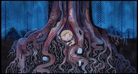 кадр №184873 из фильма Песнь моря