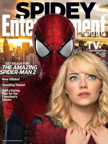кадр №185017 из фильма Новый Человек-паук. Высокое напряжение