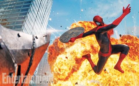 кадр №185169 из фильма Новый Человек-паук. Высокое напряжение