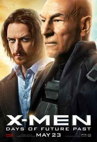 плакат фильма характер-постер Люди Икс: Дни минувшего будущего