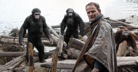 кадр №185712 из фильма Планета обезьян: Революция