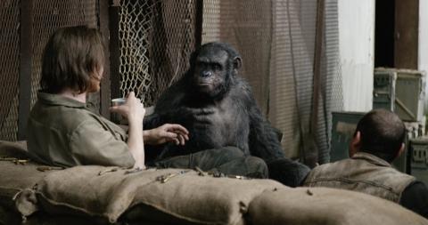 кадр №185713 из фильма Планета обезьян: Революция