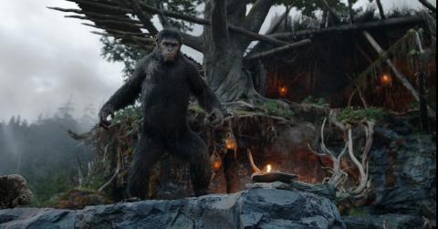 кадр №185715 из фильма Планета обезьян: Революция