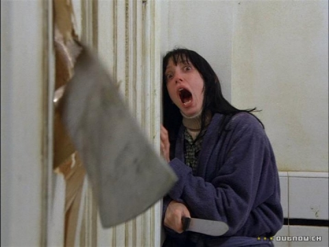 кадр №18576 из фильма Сияние