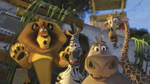кадр №18608 из фильма Мадагаскар 2