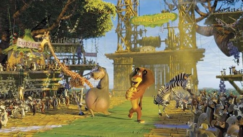 кадр №18609 из фильма Мадагаскар 2