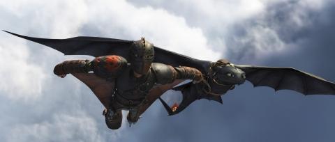 кадр №186607 из фильма Как приручить дракона 2