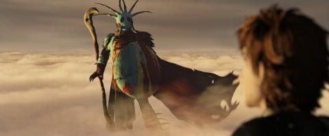 кадр №186609 из фильма Как приручить дракона 2