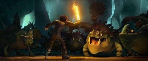 кадр №186610 из фильма Как приручить дракона 2