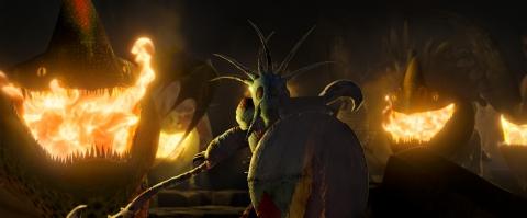 кадр №186611 из фильма Как приручить дракона 2