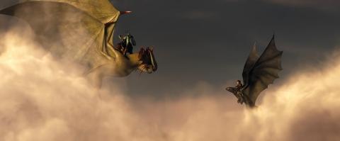 кадр №186615 из фильма Как приручить дракона 2