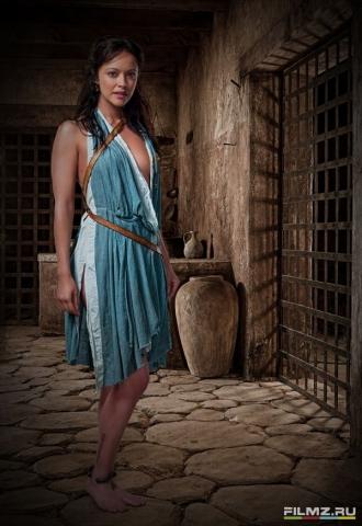 кадр №187439 из сериала Спартак: Боги арены