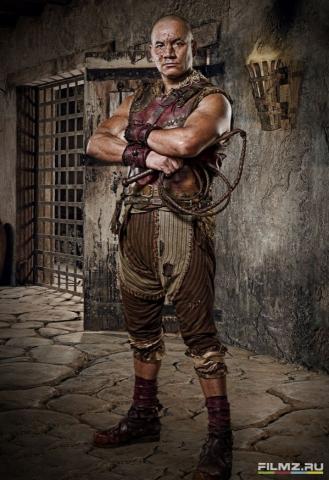 кадр №187441 из сериала Спартак: Боги арены